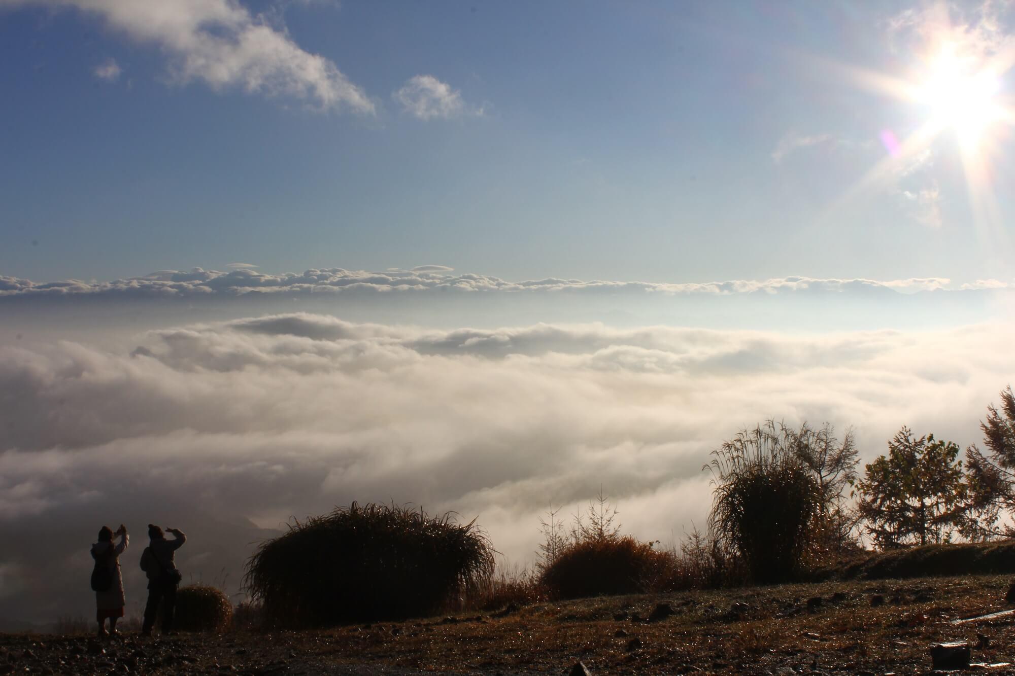 「天空の楽園 雲海Harbor」 SEASON2017 10/22~11/23まで開催 天空の楽園 日本一の星空ツアー | スタービレッジ阿智