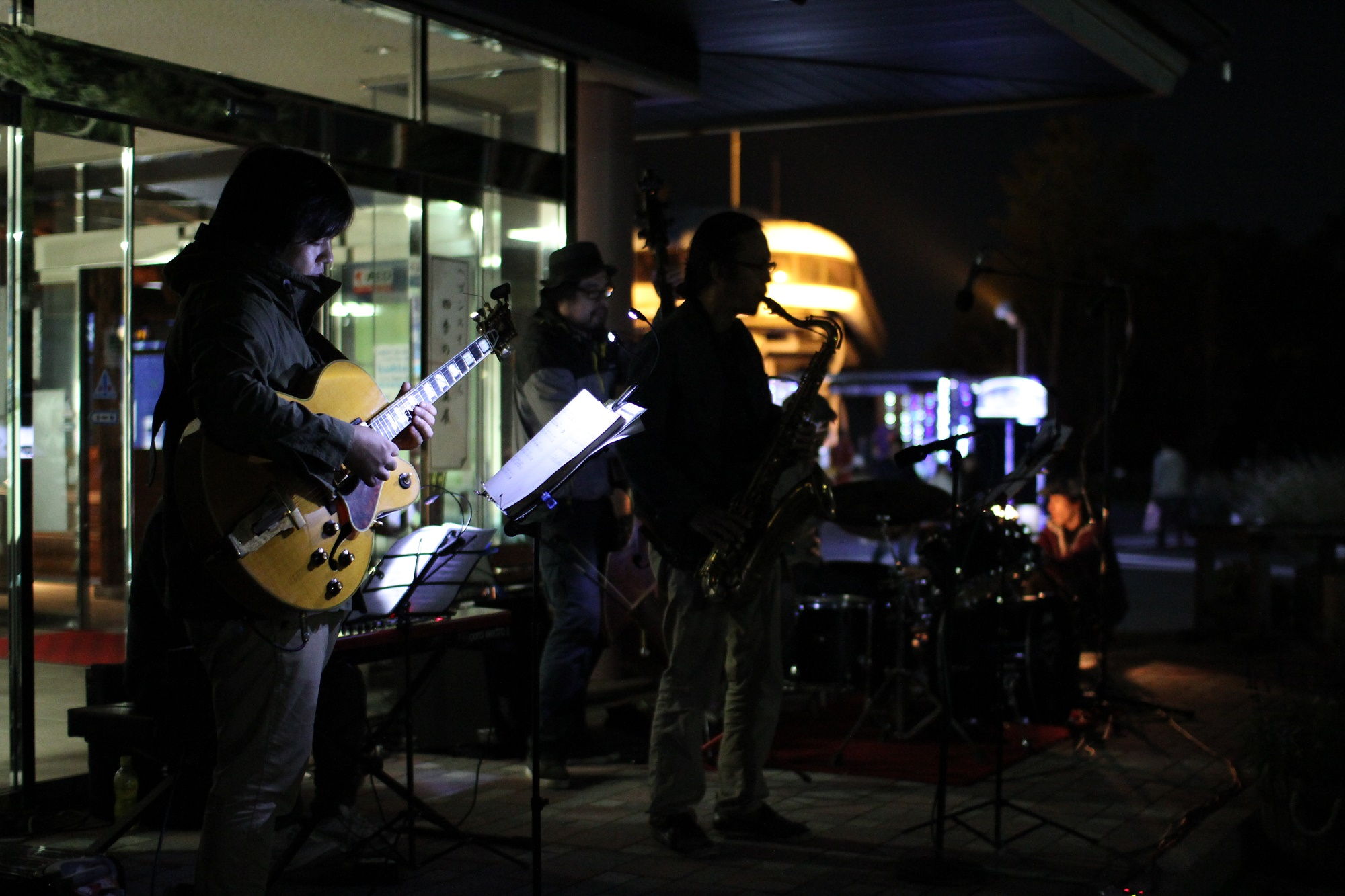 Jazzイベント 【MusicNightOrpheus】開催 天空の楽園 日本一の星空ツアー | スタービレッジ阿智